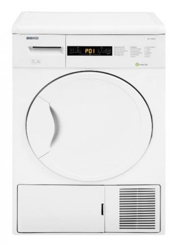 Beko DPU 7404 XE Wärmepumpentrockner / A+ / 266 kWh/Jahr / 7 kg / Trommelinnenbeleuchtung / weiß - 1