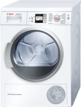 Bosch WTW86564 Wärmepumpentrockner / A ++ / 7 kg / Weiß / ActiveAir Technology / SelfCleaning Condenser - 1