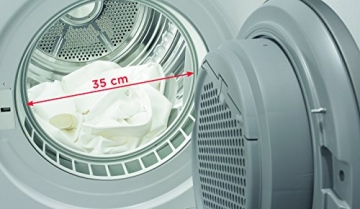 Gorenje D8560 Wärmepumpentrockner / A++ / 8 kg / Uselogic/ weiß - 6