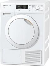 Miele TKB550WP D LW Eco Wärmepumpentrockner / A++ / 8 kg / Punktgenaue Trocknung für alle Textilien -PerfectDry / Duftende Wäsche, so wie Sie es mögen - Fragrance Dos / lotosweiß - 1