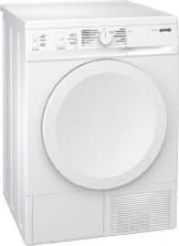 Gorenje D7465A++ Wärmepumpentrockner / A++ / 1.6 kWh / 7 kg  / Knitterschut / 15 Programme / weiß - 1