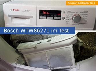 Der Bosch-WTW86271 im Test.