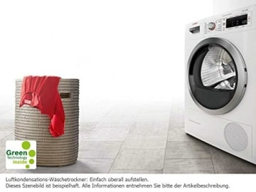 Bosch WTW85491GB Wäschetrockner / A++ / 8 kilograms -