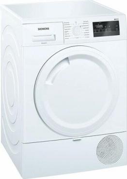 Siemens-WT43RV00 im großen Vergleich und Wäschetrockner Test.